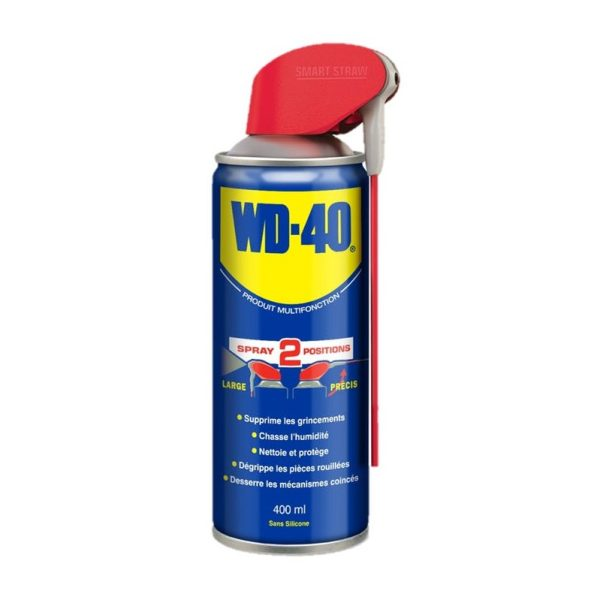 photo Lubrifiant aérosol WD-40, 400 ml