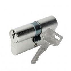 photo cylindre de serrure bricard octal a 2 entrees de cle